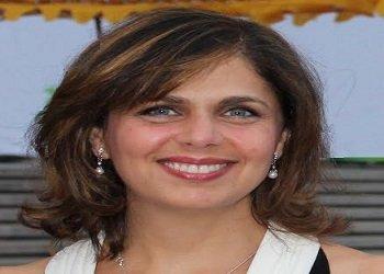 """""""غادة ملك"""" مرشحة إنتخابات مسيسوجا تشارك دعم مستشفي سرطان الاطفال"""