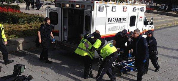 مقتل مسلح وجندي في إطلاق نار بالبرلمان الكندي