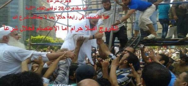 أشرف حلمي يكتب: تنحى الحكومة المصرية لإستشعارها الحرج!!