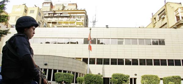 إستئناف العمل بالسفارة الكندية بالقاهرة بعد توقف