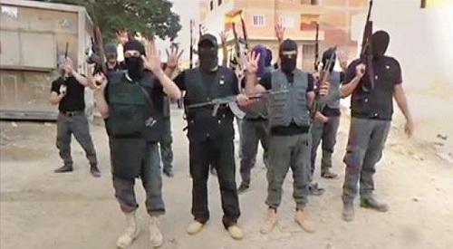 خطير .. مجموعات مسلحة تابعة للإخوان تُعلن إستهداف أفراد الشرطة