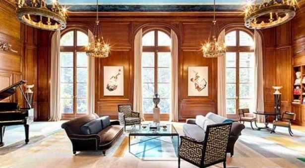 بالصور..شقة في نيويورك ثمنها 100 مليون دولار