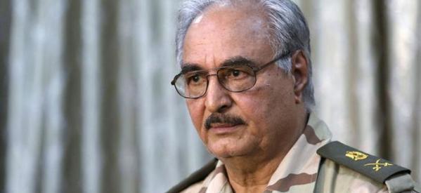 """الجيش الليبي يرد علي """"داعش"""" بعد ذبح ال 21 قبطي"""