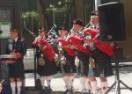 بالفيديو والصور التجمع القبطى الدولى يدعم السيسى بإحتفالات الهيئة المسيحية الإسترالية  ( ACNA )