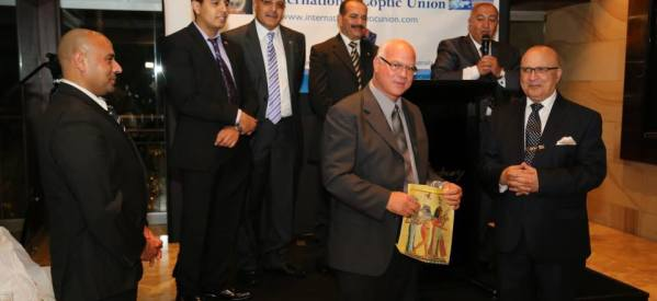 The International Coptic Union in Support of President Sisi and the Egyptian People