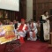 بالصور..حفل تأبين ووقفة بالشموع لشهداء ليبيا بالمركز القبطي الكندي بمسيساجا