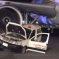 بالصور.. إصطدام طائرة تابعة للخطوط السعودية بسيارة