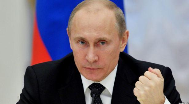 """قناة """"ان بي سي"""" الأمريكية: الرئيس """"بوتين"""" غير معروف مكانه منذ عشرة أيام!"""
