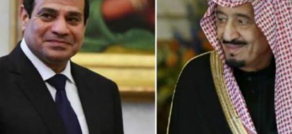 ملك السعودية في إتصال هاتفي للسيسي: مواقفكم شجاعة ومشرفة