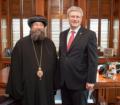 رئيس وزراء كندا يهنئ الأقباط والمسيحيين الشرقيين بعيد القيامة