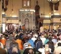 """خطيب """"الجمعة"""" بمسجد الدقي يواصل الهجوم علي الشيعة والاقباط"""