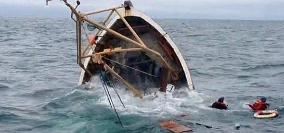 عاجل: غرق سفينة صيد روسية غرب المحيط الهادي تُخلف 54 قتيلاً و 15 مفقودين
