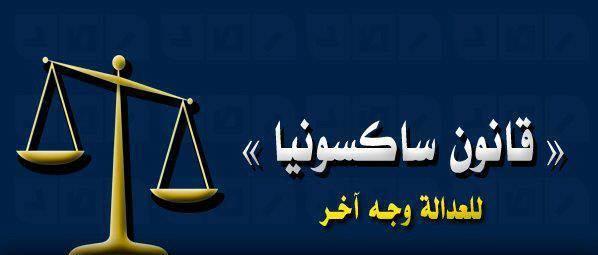 أشرف حلمي يكتب: دستور وقضاء سكسونيا لحكومة دولة مناخوليا