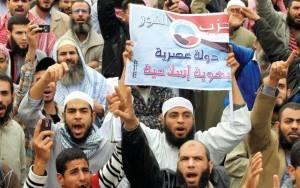 أشرف حلمي يكتب: السلفيين هايصين والمصريين لايصين