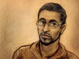 """محكمة كندية تقضي بعدم الأفراج عن """"احمد فهيم"""" المتهم بتهمة الإرهاب"""