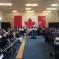 بالصور..تغطية خاصة لزيارة رئيس وزراء كندا لكاتدرائية مارمرقس القبطية بماركهام