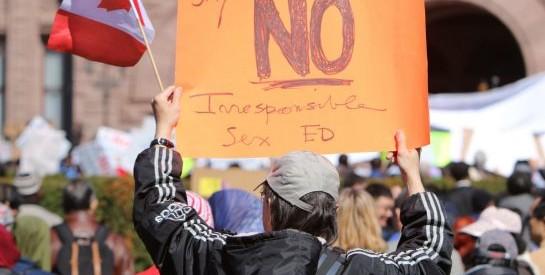 وقفة إحتجاجية غداً أمام 107 ممثل برلمان إعتراضاً علي المناهج الجنسية الجديدة بأونتاريو