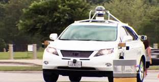 بدأً من العام القادم: سيارات بدون سائق في أونتاريو