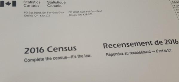 هام للمقيمين بكندا..غرامة 500 دولار والسجن ثلاثة أشهر عقوبة من لم يملئ إستمارة التعداد