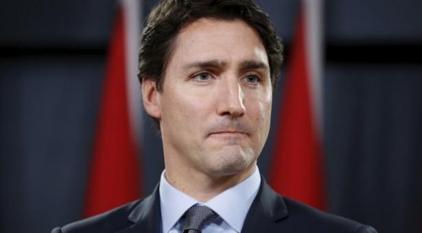 رئيس وزراء كندا يقدم إعتذاراً بعد تصرف عنيف بالبرلمان