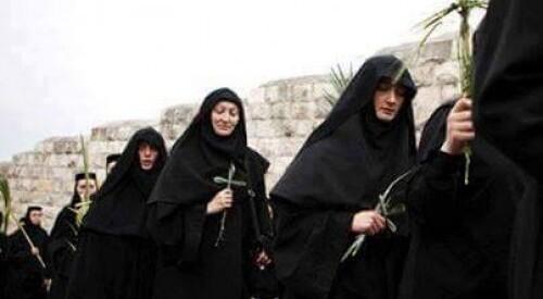 عاجل..إستشهاد راهبة بطلق ناري علي طريق مارجرجس بالخطاطبة