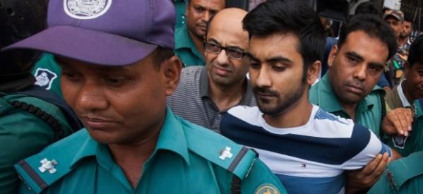 """القبض علي """"حسيب خان"""" الطالب بجامعة تورنتو وإتهامه بقتل أجانب في بنجلاديش"""