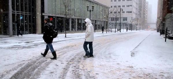 تنبؤات عن شتاء اكثر برودة وثلوجاً في كندا هذا العام