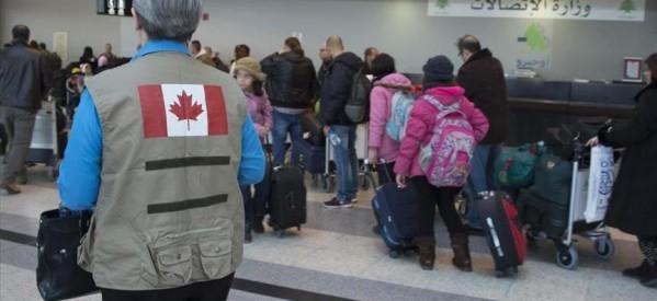 فريزر انستيتيوت : تكلفة اللاجئين في كندا 23 مليار دولار سنوياً