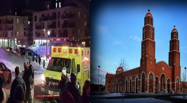 عاجل..بيان للكنيسة القبطية بكندا في حادث أطلاق النار علي مسجد بمدينة كيبيك