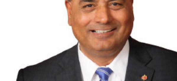 MP, Bob Saroya Column