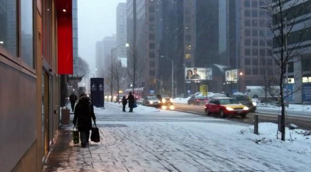 تحذير.. برودة تورنتو اليوم لم تحدث منذ 57 عام و قد تصل ليلة رأس السنة إلي 30 تحت الصفر