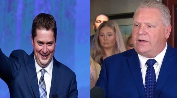 المحافظين يتصدرون إستطلاعات الرأي للفوز بالإنتخابات سواء فيدرالياً أو في أونتاريو
