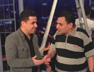 كابتن خالد الغندور مع محرر جود نيوز
