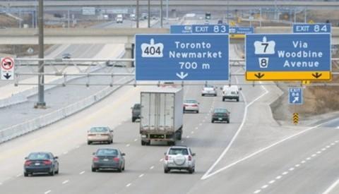 زيادة رسوم التنقل عبر الطريق السريع 407