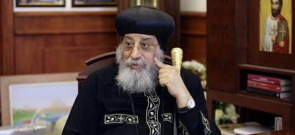 """البابا تواضروس لـ """"العين"""": مصر تتقدم في كل المجالات وتتعامل مع المسلم والقبطي بالتساوي والأقباط جزء من الكيان العربي"""