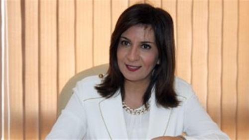 """وزيرة الهجرة ترد علي """"جود نيوز"""" وتنفي أي تهديد للمصريين بالخارج"""