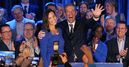 حزب المحافظين يكتسح إنتخابات مقاطعة مانيتوبا للمرة الثانية