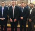 حضور سياسي كندي كبير في قداس عيد الميلاد بالكنيسة القبطية بمسيساجا