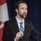 """المرشح لرئاسة المحافظين """"ديريك سلون"""" لـ """"جود نيوز"""": سنحاسب ونُجرم الجمعيات الخيرية التي تخرق القانون الكندي وتُدعم الأرهاب"""