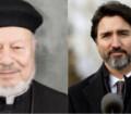 بالصور.. رئيس الوزراء الكندي ينعي القمص مرقس مرقس ويقدم تعازيه للأقباط