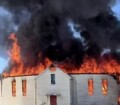 عاجل.. القبض علي المتهم بحرق كنيسة مارجرجس القبطية بكندا