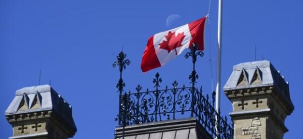 ترودو: الاعلام الكندية ستظل مُنكسة لحين الاتفاق مع قادة السكان الاصليين
